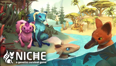 Niche a genetics survival game PC Game Free Download