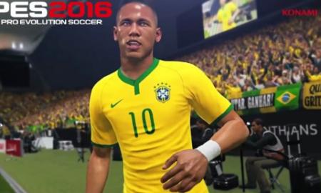 Pro Evolution Soccer 2016 PC Game Free Download