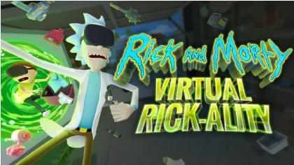 Rick And Morty: Virtual Rick-ality PC Full Version Free Download