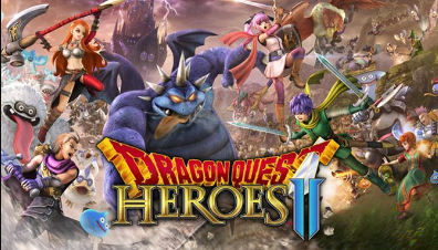 DRAGON QUEST HEROES II APK Version Free Download