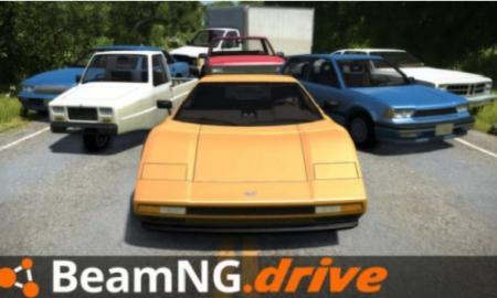 BeamNG.drive PC Version Full Game Free Download