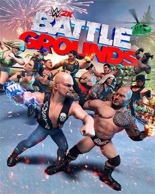 WWE 2K Battlegrounds PC Full Version Free Download