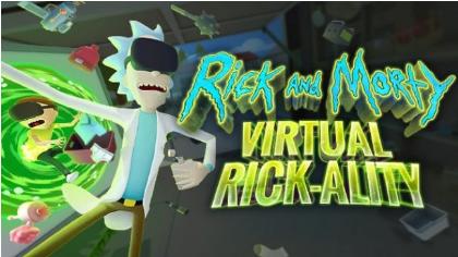 Rick And Morty: Virtual Rick-ality iOS Version Free Download
