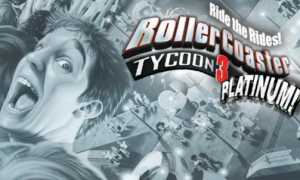 RollerCoaster Tycoon 3: Platinum APK Latest Version Free Download