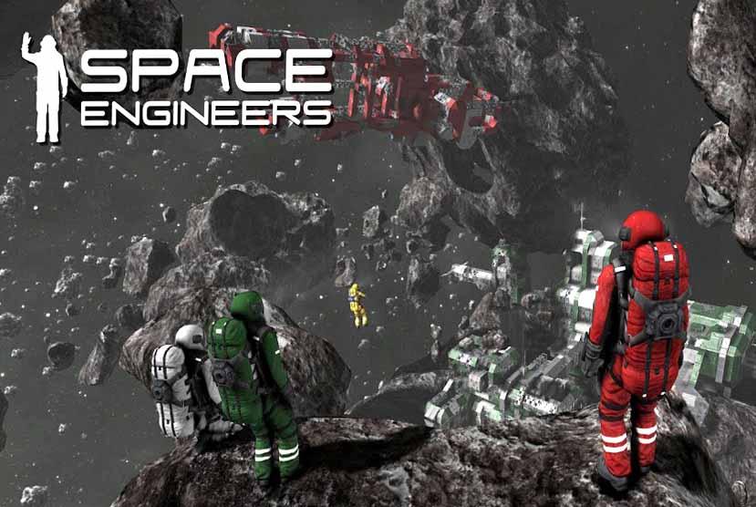 Space Engineers iOS/APK Version Full Game Free Download