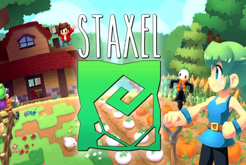 Staxel iOS/APK Version Full Game Free Download
