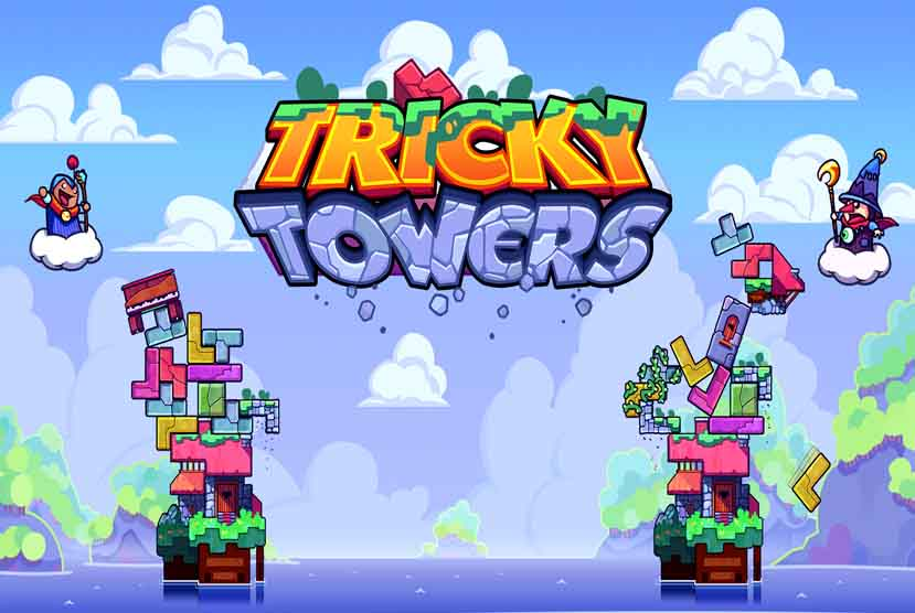 Tricky Towers PC Version Free Download