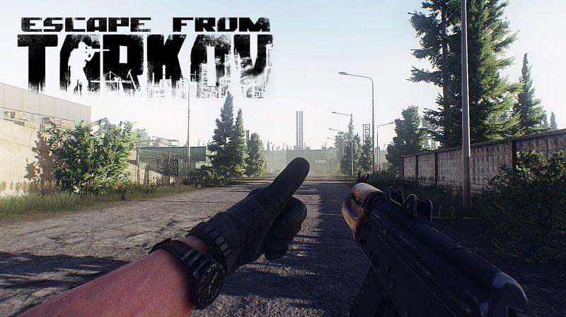 Escape from Tarkov PC Version Free Download