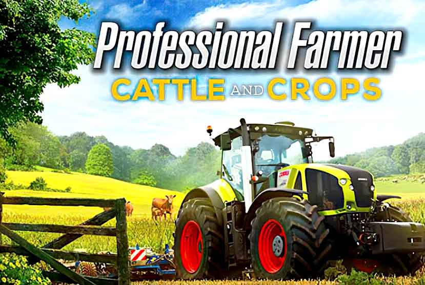 Professional Farmer: Cattle and Crops iOS/APK Version Full Game Free Download