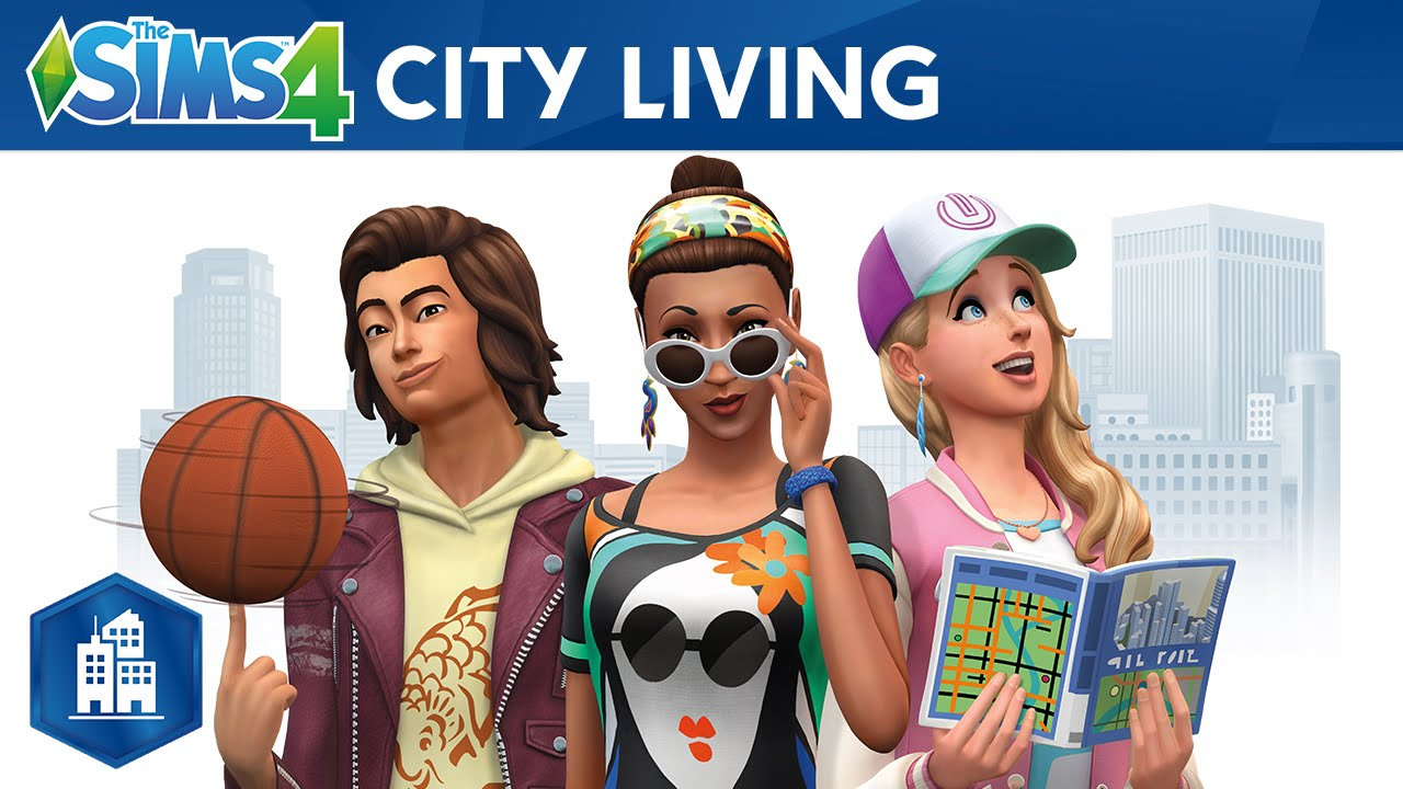 The Sims 4 City Living PC Version Full Free Download