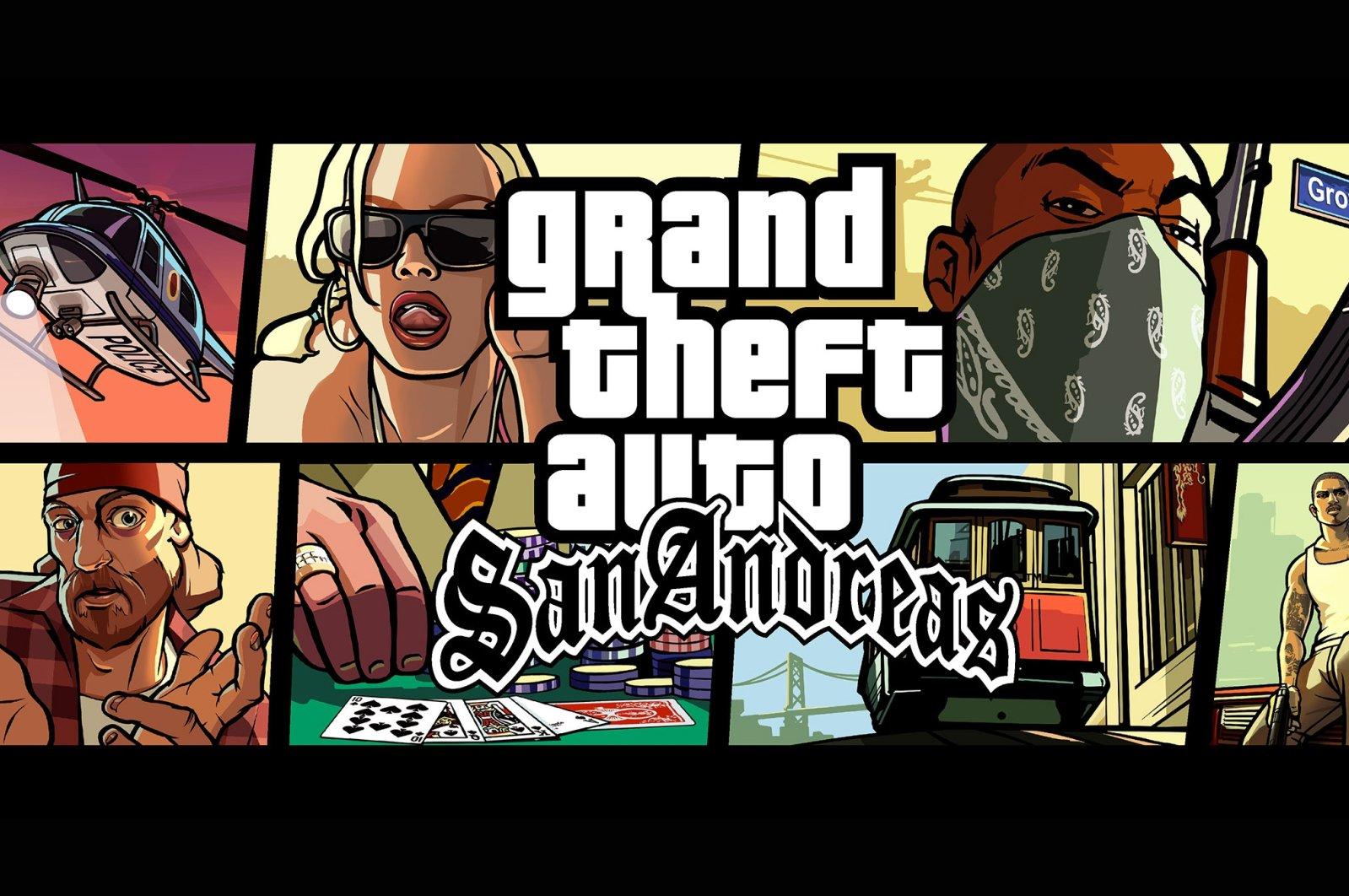GTA San Andreas iOS Latest Version Free Download