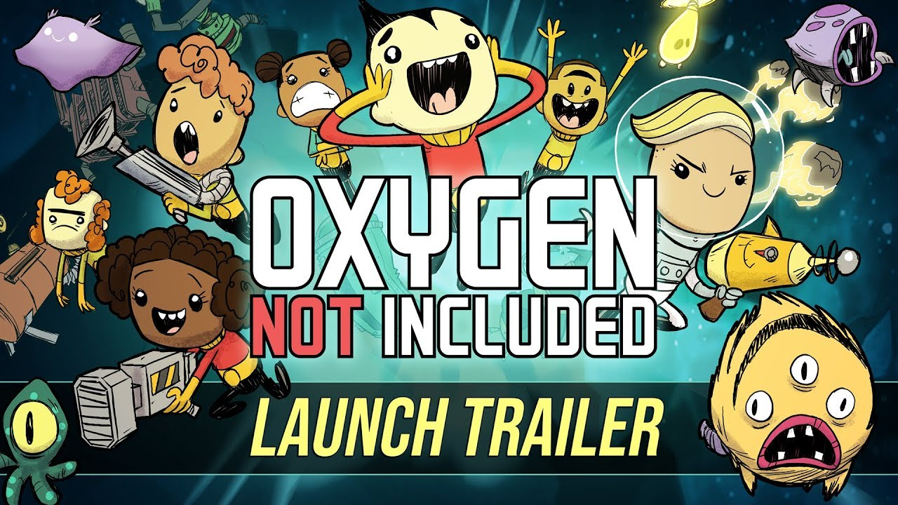 Oxygen Not Included PC Latest Version Free Download