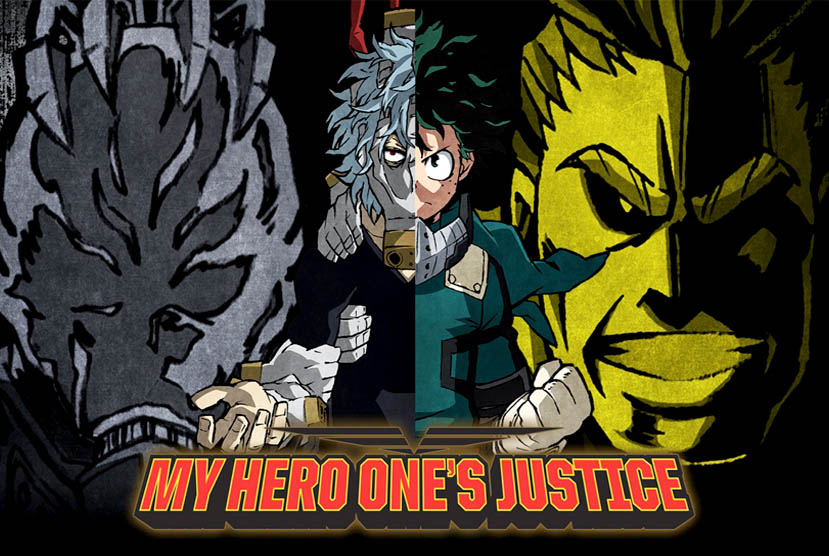 MY HERO ONE'S JUSTICE PC Latest Version Free Download