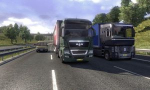 Euro Truck Simulator 3 iOS/APK Version Full Game Free Download