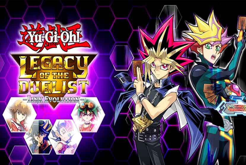 Yu-Gi-Oh! Legacy of the Duelist Link Evolution PC Version Free Download