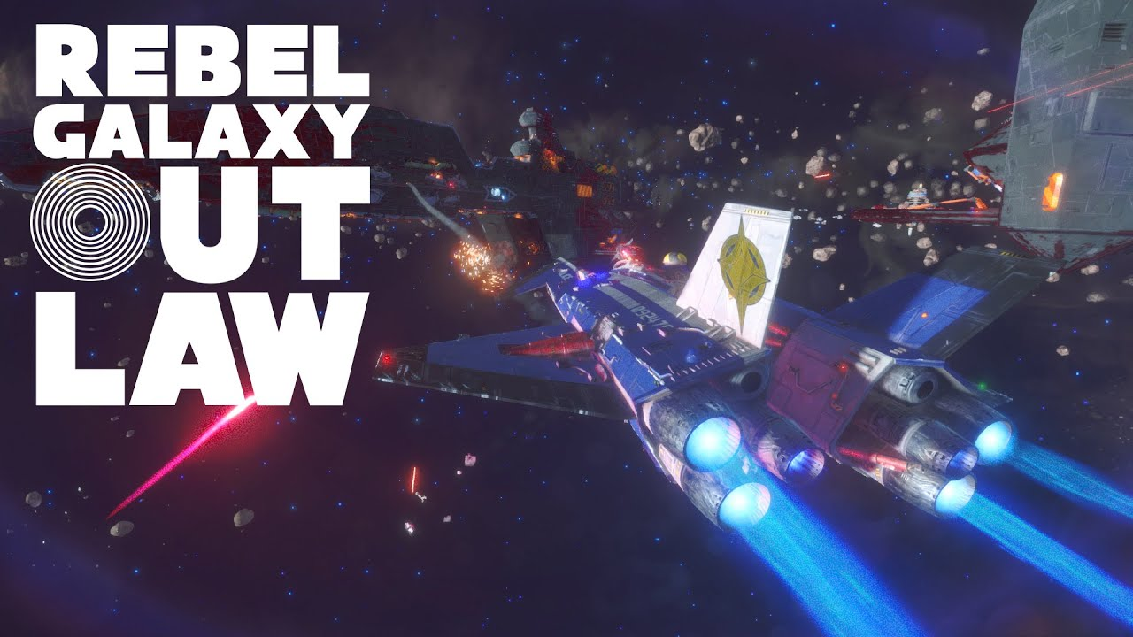 Rebel Galaxy Outlaw iOS Latest Version Free Download