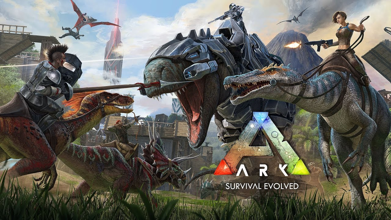 ARK SURVIVAL EVOLVED iOS/APK Version Full Game Free Download