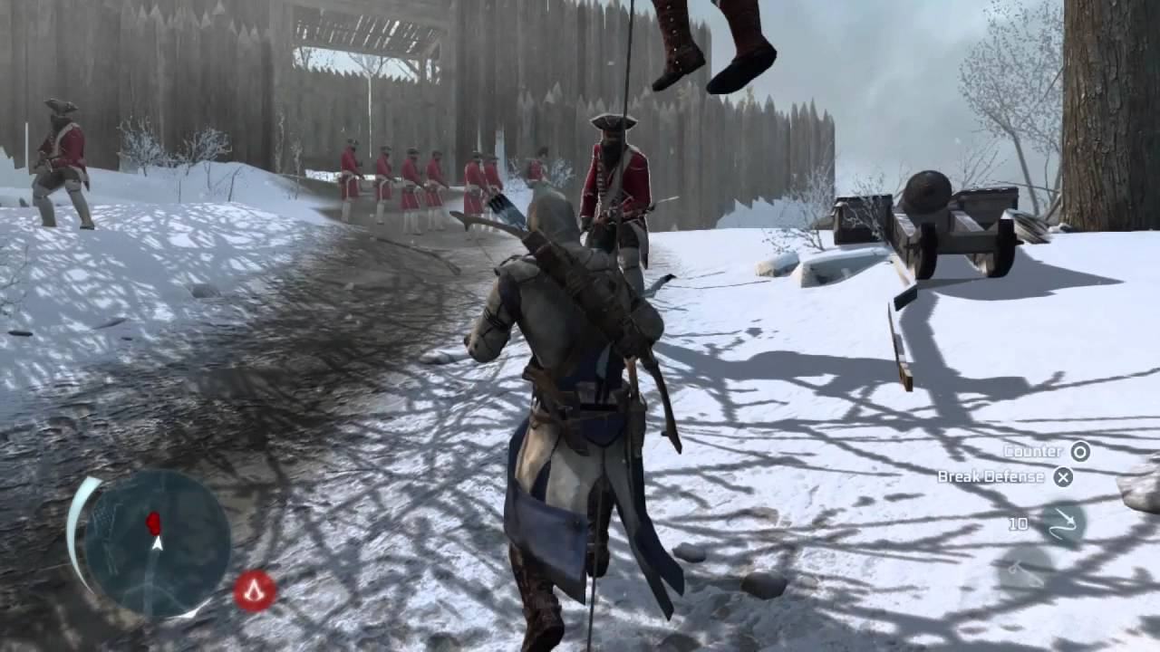 Assassins Creed 3 iOS/APK Version Full Game Free Download