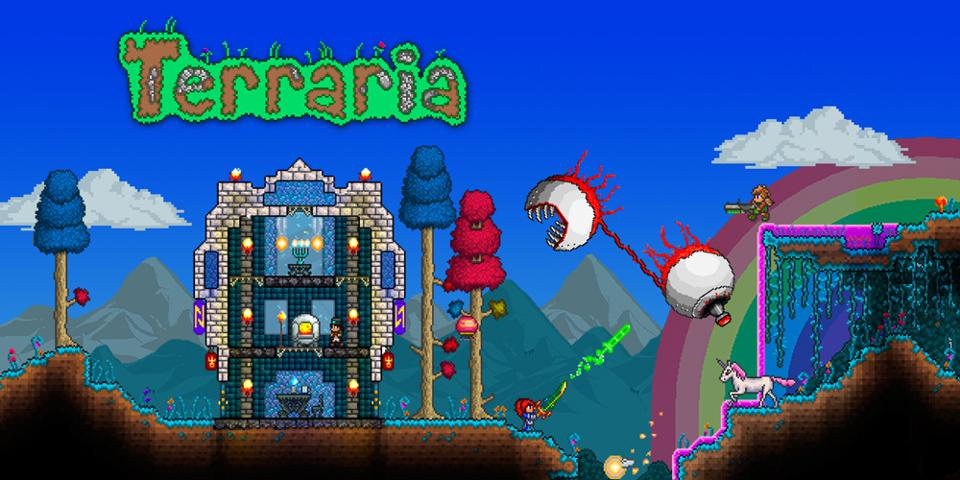 Terraria PC Version Full Free Download