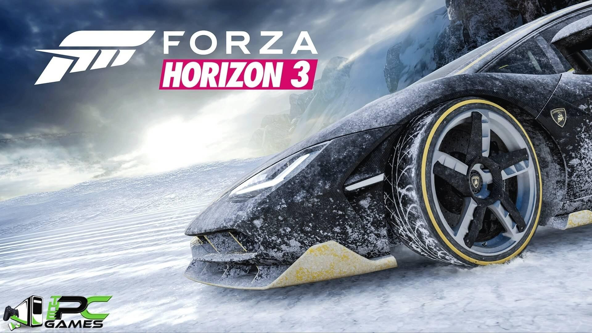 Forza Horizon 3 With All DLCs And Updates iOS Latest Version Free Download