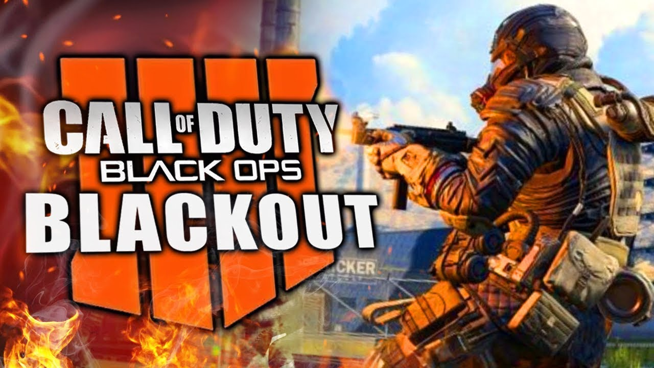 Call of Duty: Black Ops 4 Blackout PC Version Free Download