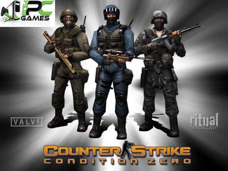 COUNTER STRIKE CONDITION ZERO PC Version Full Free Download