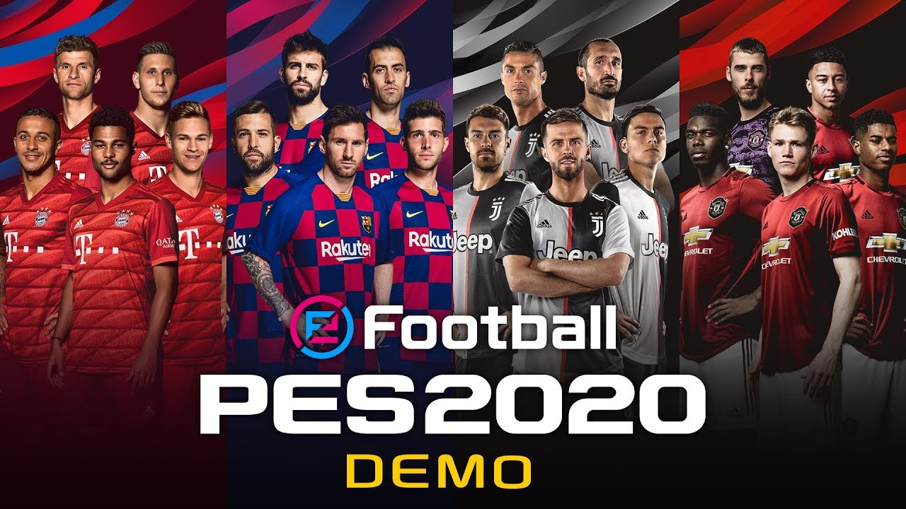 eFootball PES 2020 PC Full Version Free Download