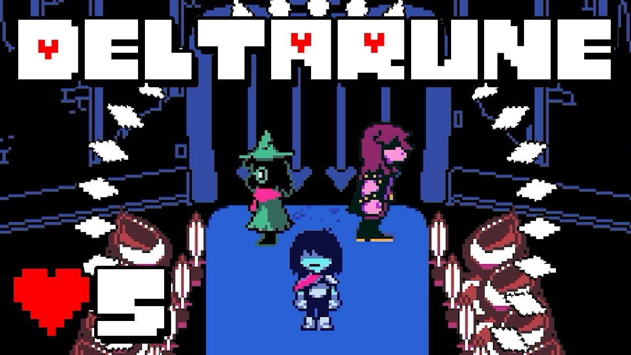 Deltarune PC Version Full Free Download