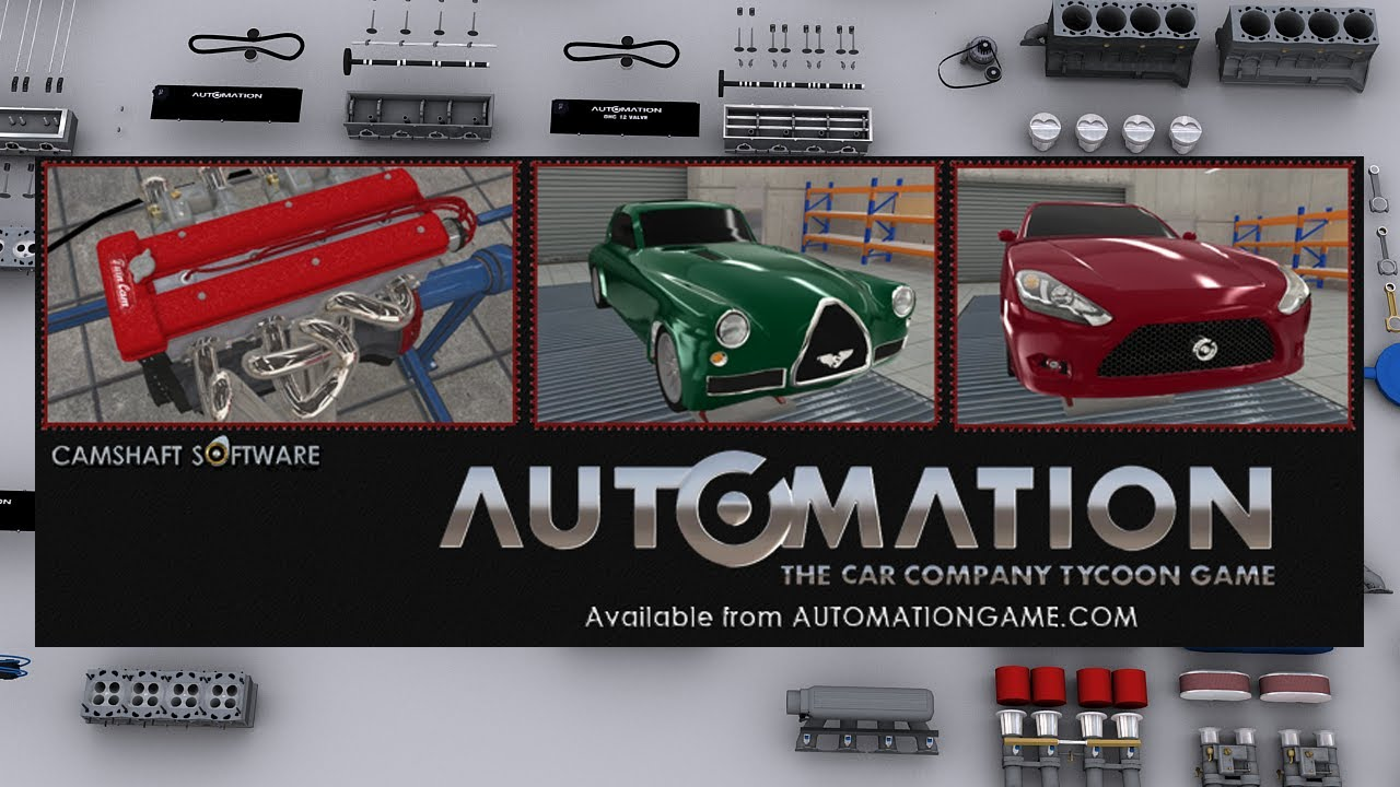 Automation The Car Company Tycoon PC Latest Version Free Download