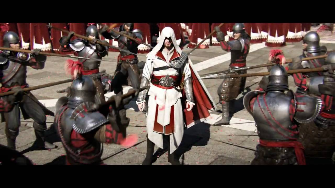 Assassin Creed Brotherhood PC Version Full Free Download