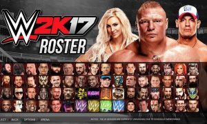 WWE 2K17 PC Latest Version Free Download