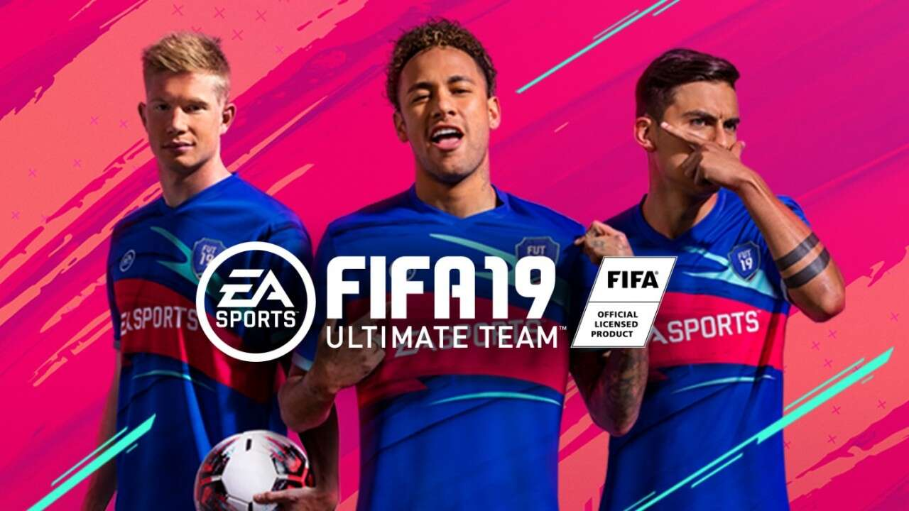 FIFA 19 Android/iOS Mobile Version Full Free Download