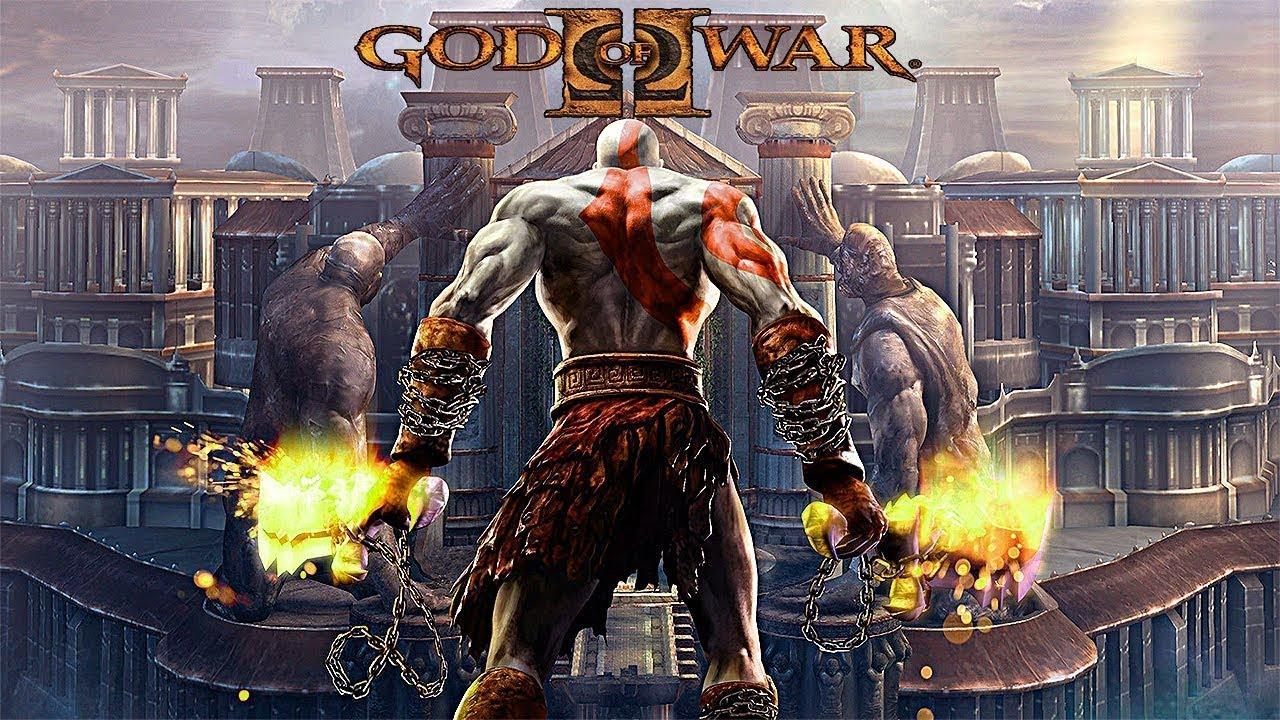 GOD OF WAR 2 iOS/APK Version Full Free Download