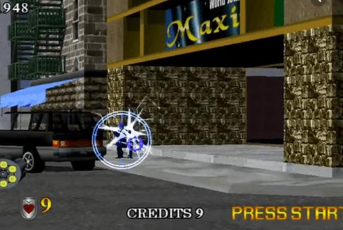 Virtua Cop 2 iOS/APK Version Full Free Download