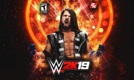WWE 2K19 PC Latest Version Free Download