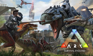 ARK Survival Evolved PC Game Download For Free