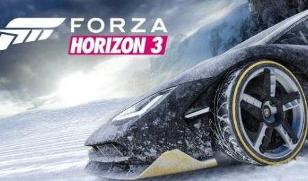 FORZA HORIZON 3 PC GAME DOWNLOAD REPACK+44DLCS+FIX