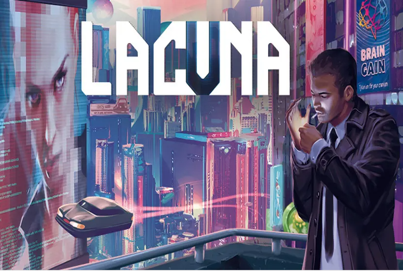 Lacuna A Sci-Fi Noir Adventure Free Download PC Game (Full Version)
