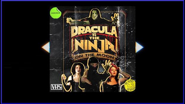 Dracula VS The Ninja On The Moon IOS/APK Game Download