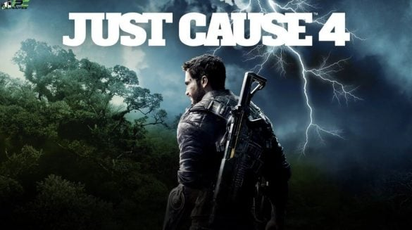 JUST CAUSE 4 Free Download PC Game (Full Version)