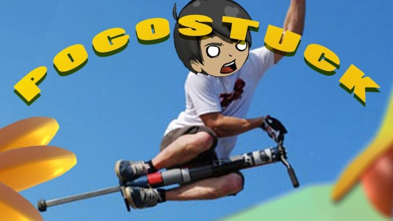 Pogostuck: Rage With Your Friends free game for windows