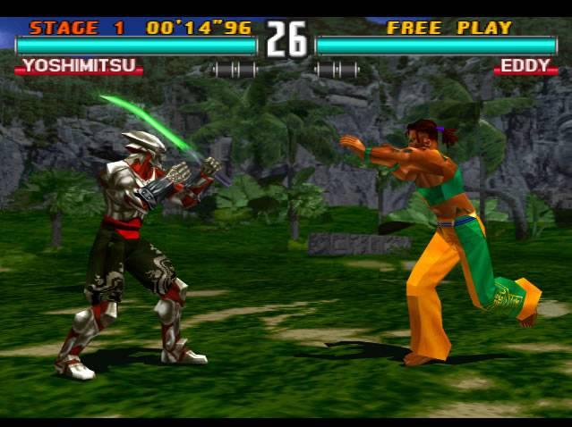 Tekken 3 PC Download free full game for windows