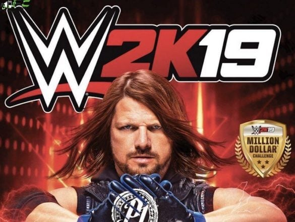 WWE 2K19 [MULTI6] APK Full Version Free Download (June 2021)