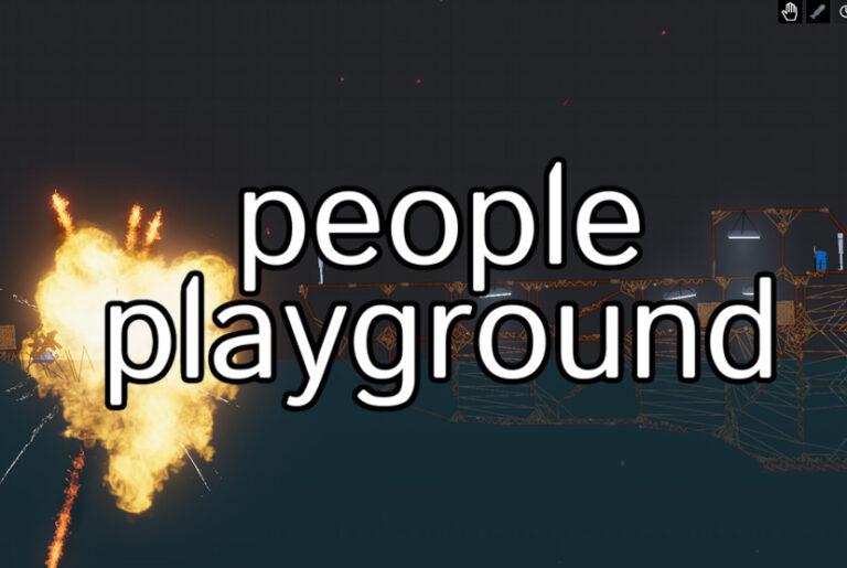 People Playground iOS/APK Full Version Free Download