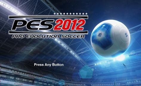 PRO EVOLUTION SOCCER 2012 PC Latest Version Free Download