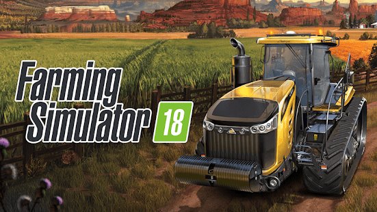Farming Simulator 2018 iOS/APK Full Version Free Download