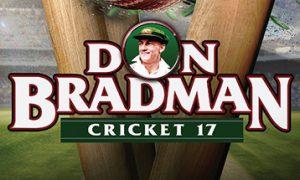 Don Bradman Cricket 17 Free Download PC windows game