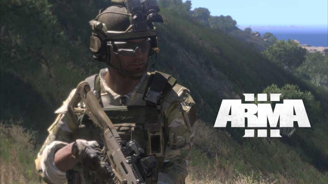 Arma 3 Full Version Mobile Game