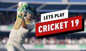 Cricket 19 PC Version Free Download