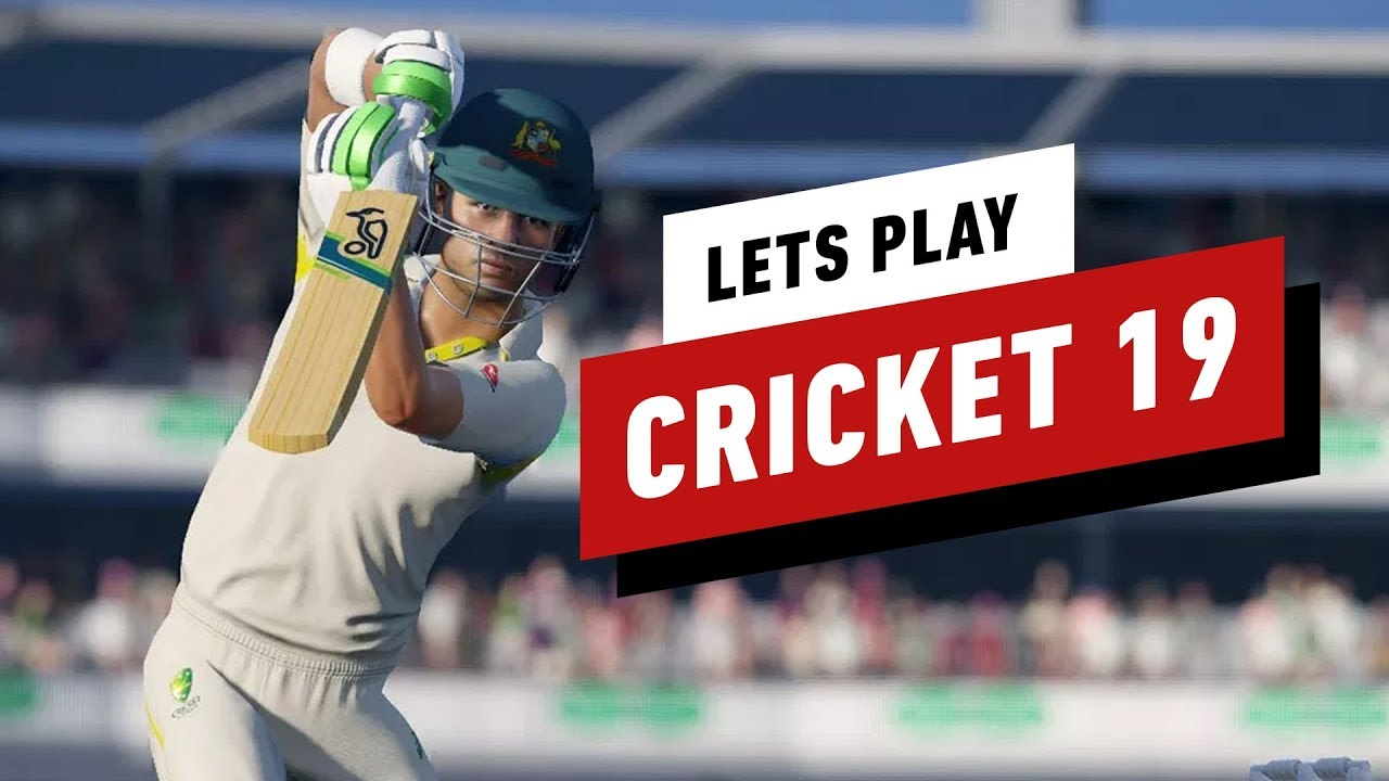 Cricket 19 PC Version Free Download